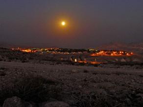 Astronomy Israel: Desert Stargazing