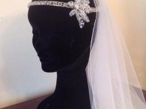 """The Finishing Touch"" – Bridal Headdresses"