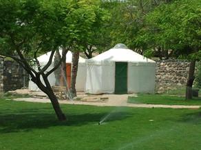 Ganei Huga – Camping