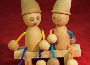 Grandfather Moti's Dolls Workshop