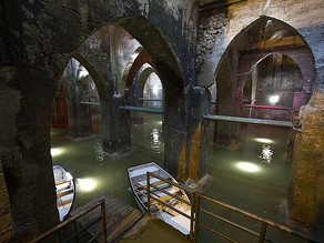 The Pool of Arches Ramla
