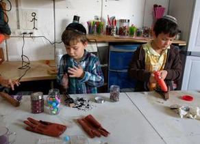 The Mezuzah Workshop