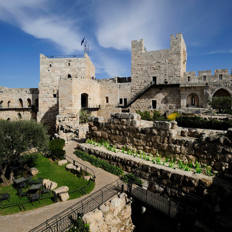 NEW TOURS at the Tower of David Museum