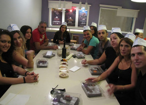 De Karina Chocolate Workshops