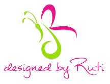 Designed by Ruti