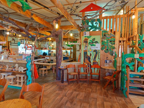 Saba Yossi Wood Workshop and Soft Play