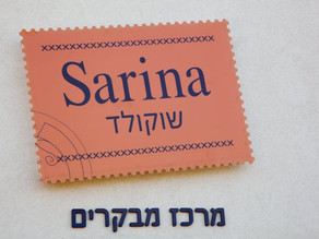 Sarina (Chocolate Workshop)