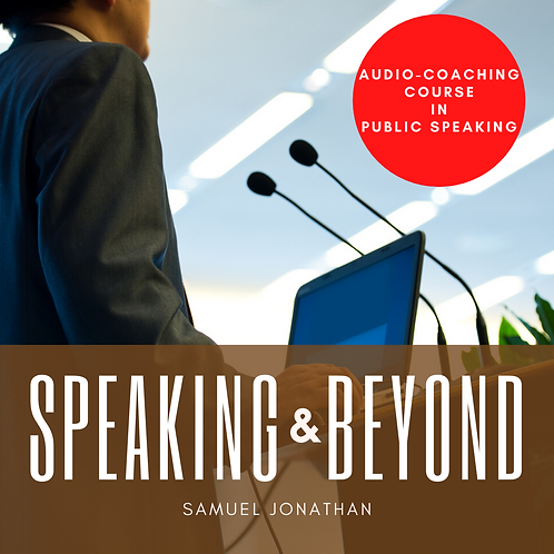 Speaking and Beyond