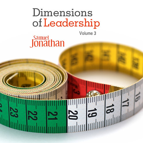 Dimensions of Leadership volume 3