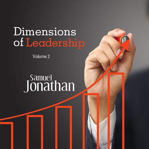Dimensions of Leadership volume 2