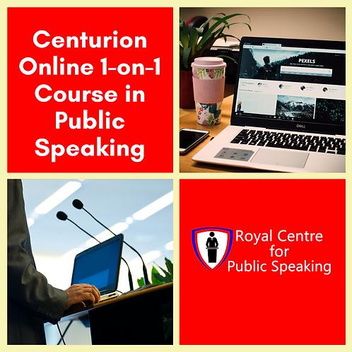 Centurion Online 1-on-1 Course