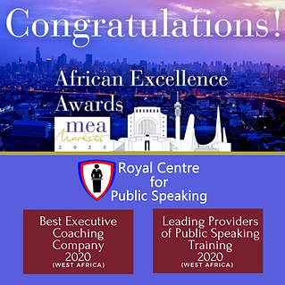 Best Executive Coaching Company 2020 and