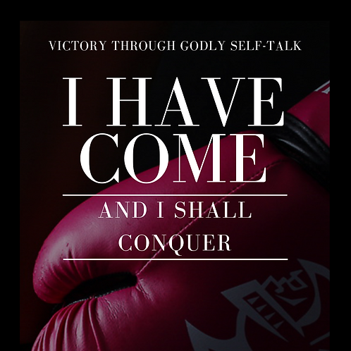 I Have Come and I Shall Conquer by Pastor Samuel Jonathan