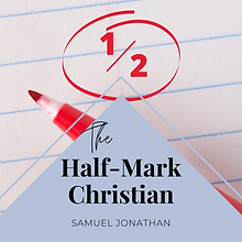 The Half-Mark Christian