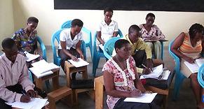 Lex Orandi School de Kibenga