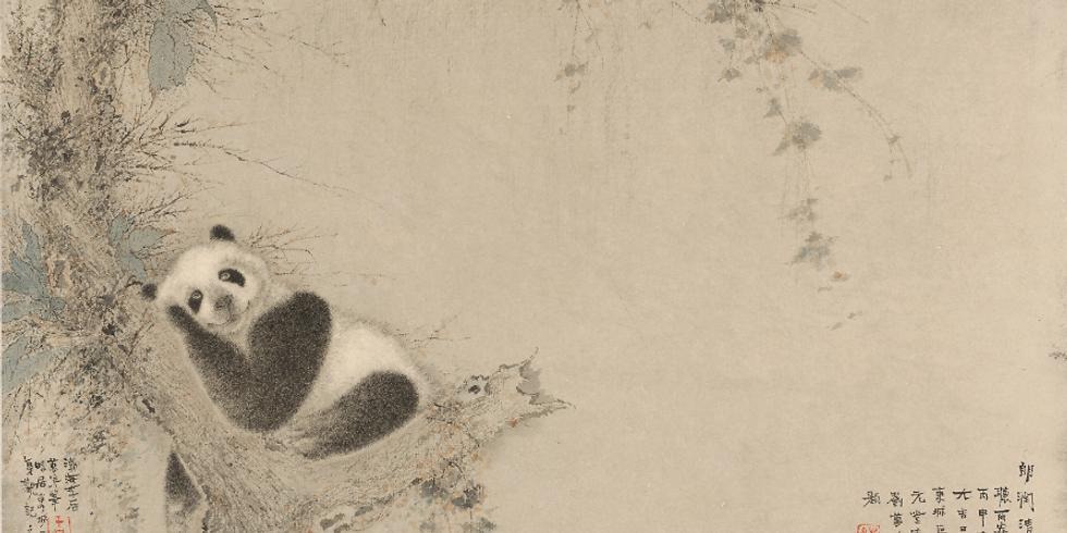 Выставка «Один пояс один путь - зарубежный тур известных китайских художников в стиле Исян, картины тушью»