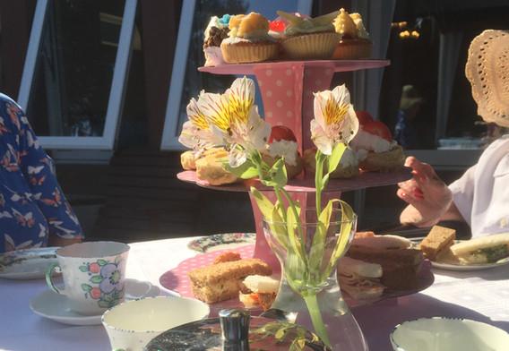 Afternoon Teas Garden