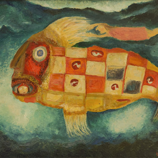 Fish I | Liber Fridman