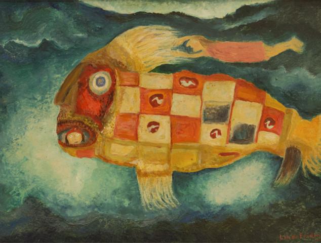 Fish I   Liber Fridman