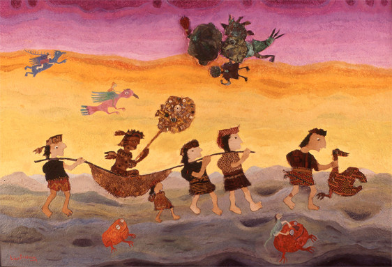 Far away from the hamlet (1986)   Liber Fridman