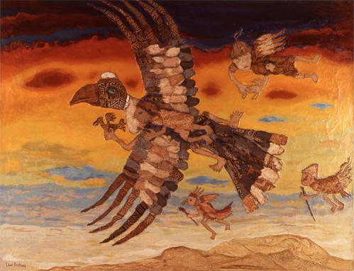 Dawn travelers (1980)   Liber Fridman