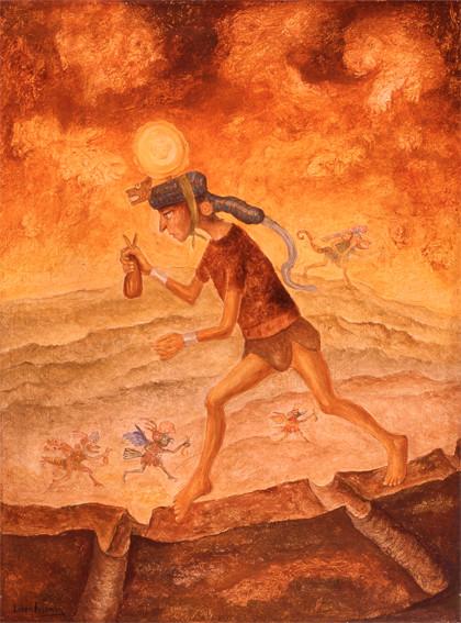 Chasqui II (1975)   Liber Fridman