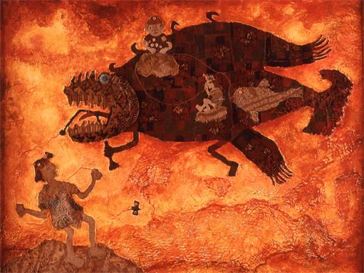 When the myth makes itself present (1984)   Liber Fridman