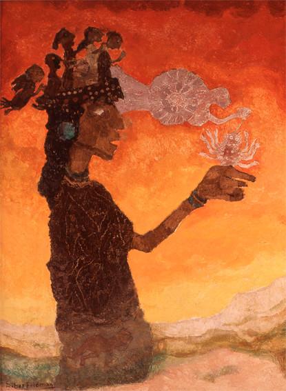 Child of the sun I (1988)   Liber Fridman