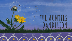 Highly Recommended: The Aunties Dandelion Podcast