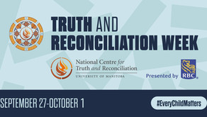 Preparing for Truth and Reconciliation Week
