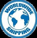 Worldwide Shipping Hakufumy