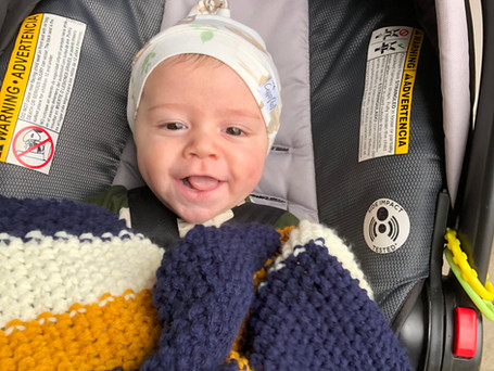 Tips for Traveling with Baby