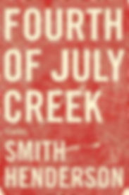 4th of July Creek by Smith Henderson