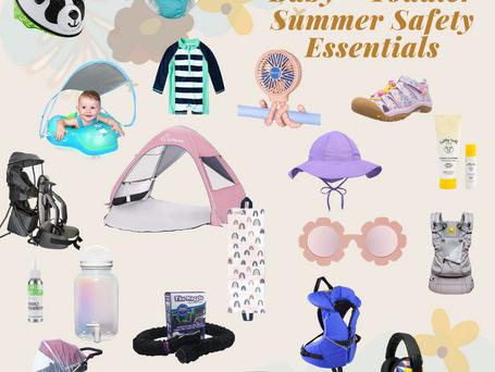 Summer Safety Essentials for Babe