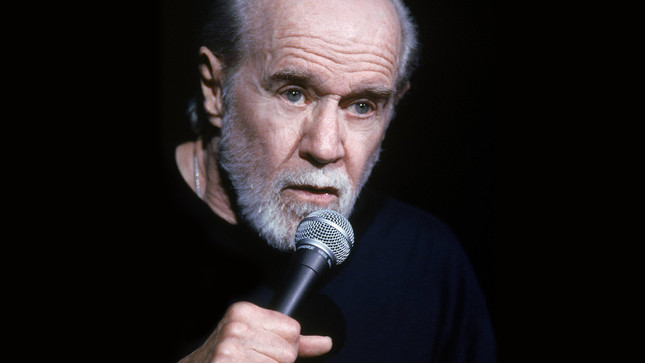 George Carlin's detour