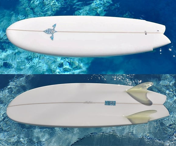 Surfboards by Chris Birch Afishionado Model