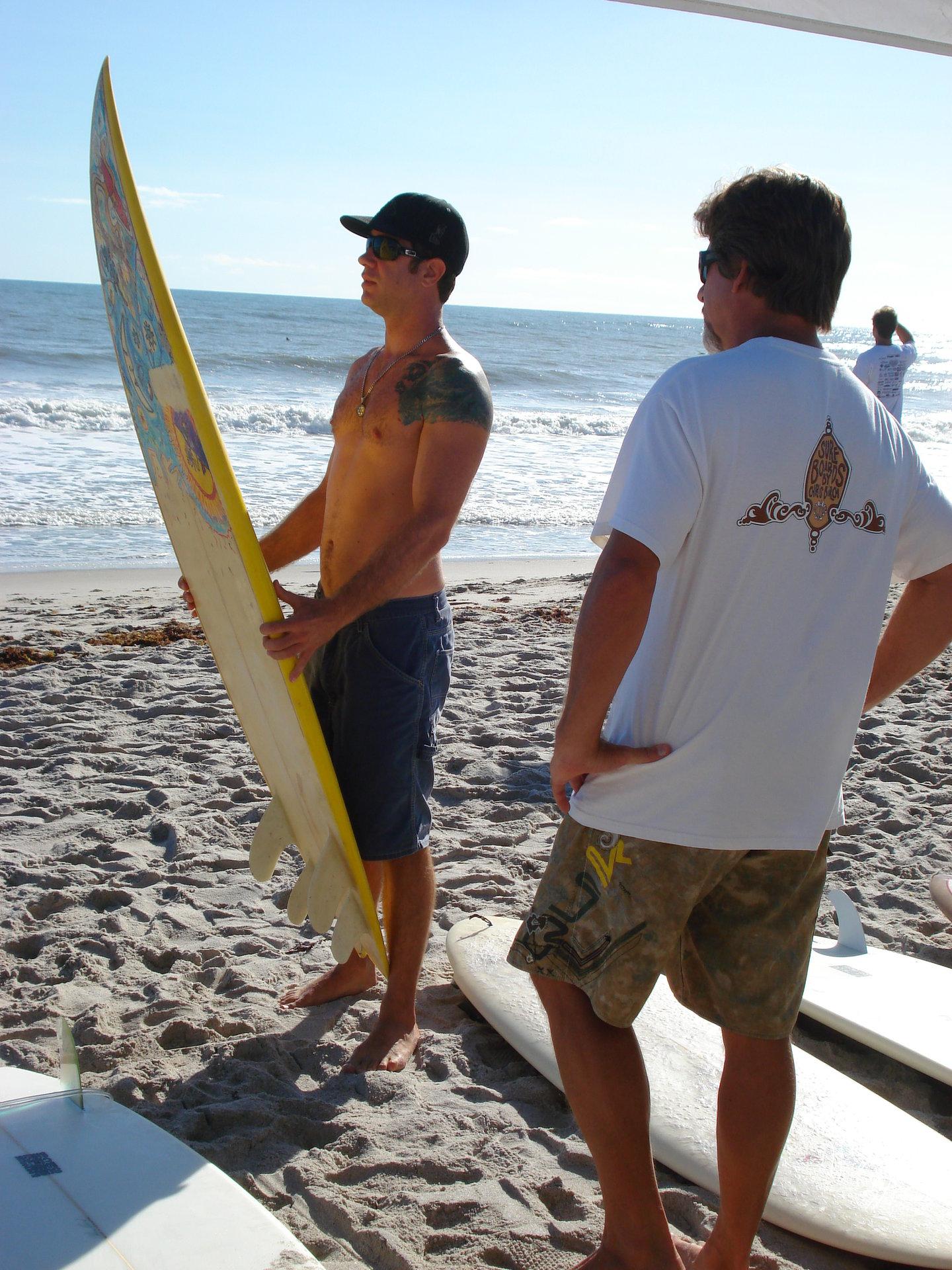 Surfboards By Chris Birch