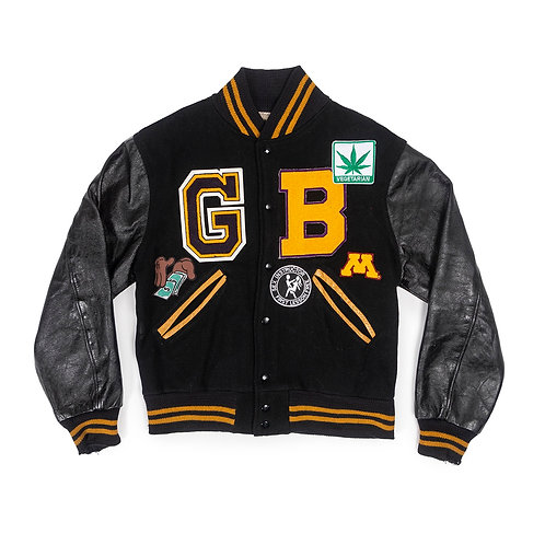 """Collector Edition""  Dinkytown Varsity Jacket"