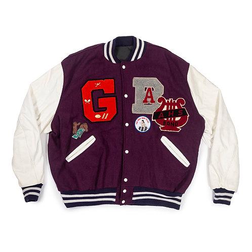 "DA 5 ""H Town"" City Varsity Jacket"