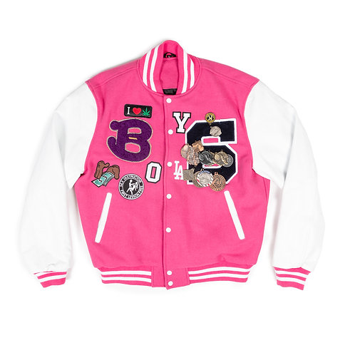 """ Collector Edition"" Varsity Jacket"