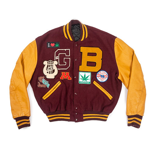 """DA 5 """"Collector Edition"""" Dinky Town Varisty Jacket"""