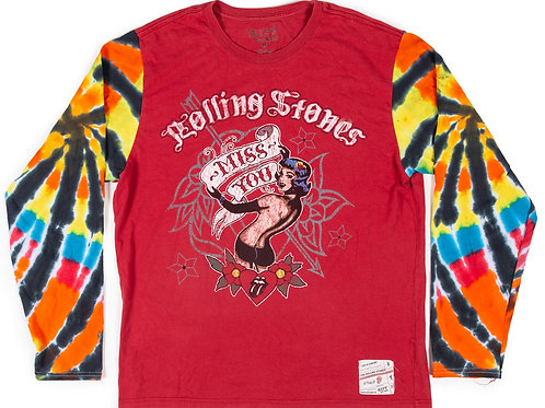 """""""COLLECTORS EDITION""""ROLLING STONES L/S"""