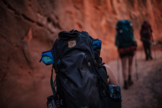 Packing guide for the Grand Canyon