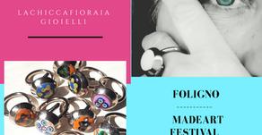 Foligno MadeArt festival a Palazzo Trinci  8 e 9 agosto