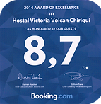 Hostal Victoria Volcán Chiriquí As Honoured by Our Guests