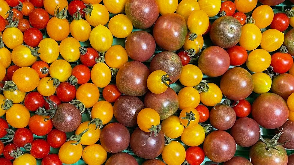 Tomates cerises mix/kg/BIO/GRTA