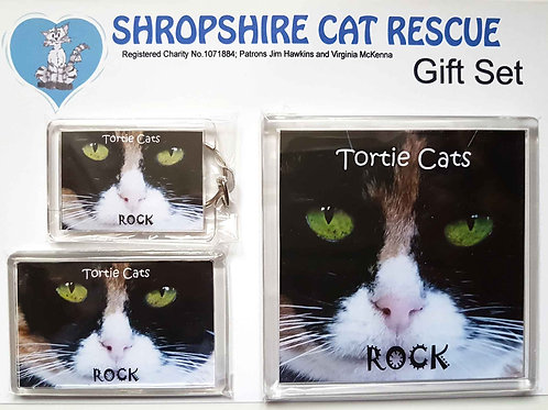 Tortie Cats Gift Sets