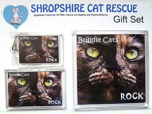 Brindle Cats Gift Sets