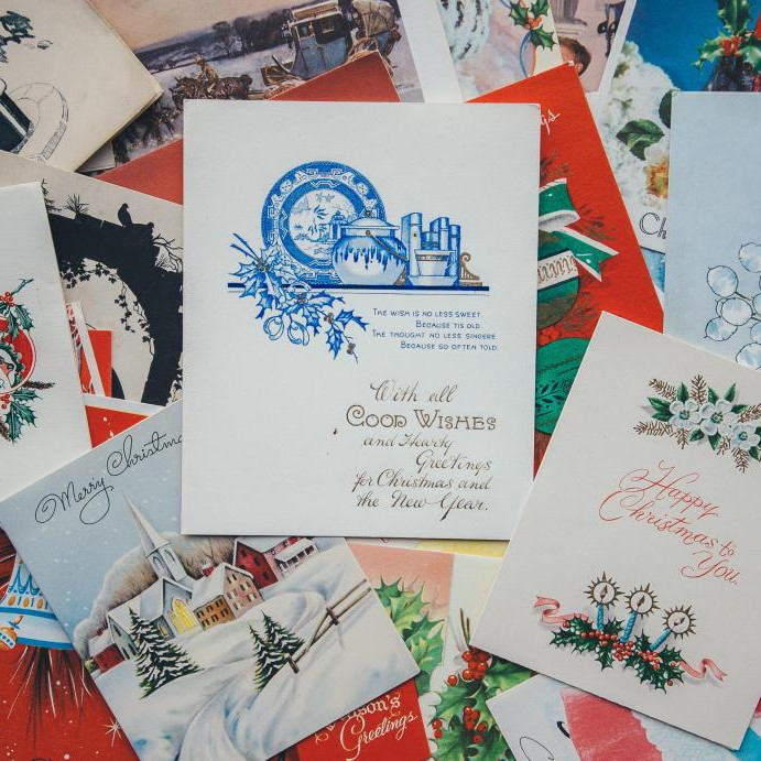Shrewsbury Charity Christmas Card Shop