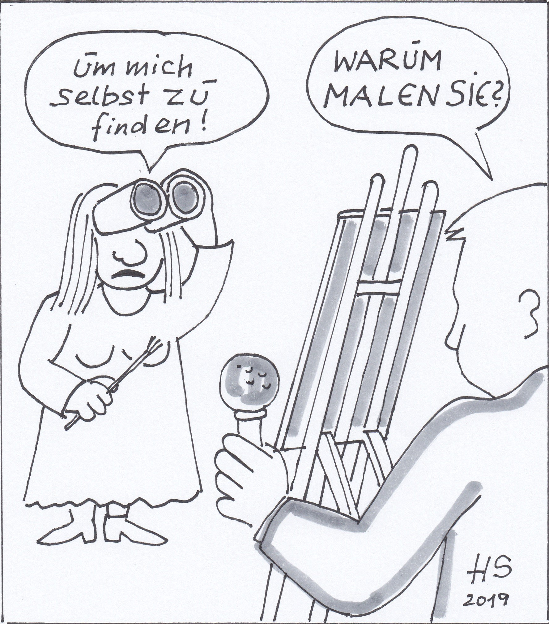 Cartoon-Maler-1